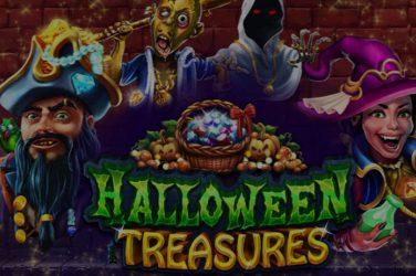 Halloween Treasures Slotsbreeze 1920x600